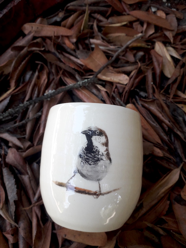 Sparrow glass