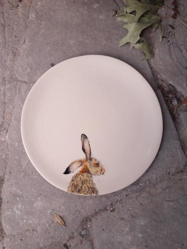 Haire plate