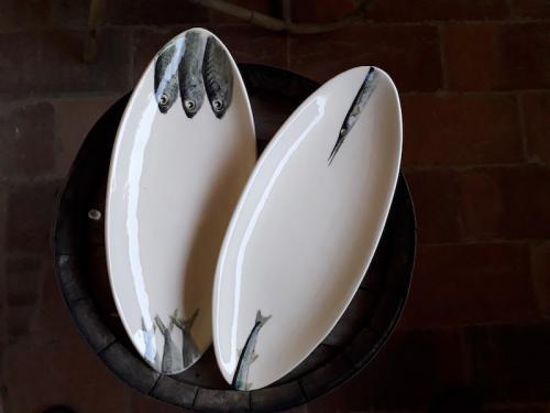 Sardinas y agujas