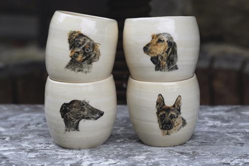 Vasos perro 2